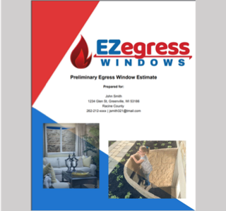Egress Window Virtual Estimate